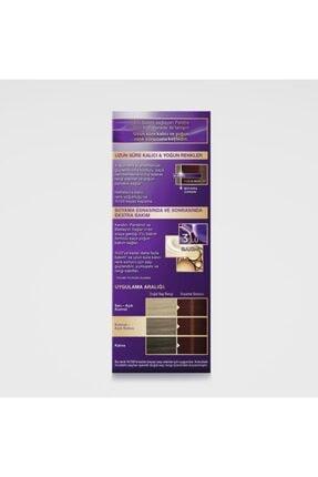Palette Göz Alıcı Renkler Kumral (7.0) Saç Boyası 3