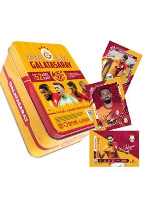 ODYAK Gs Galatasaray 2020-2021 Lisanslı Imzalı Sezon Taraftar Futbolcu Oyuncu Futbol Kartları Kick Off Box 1