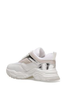 Nine West LISSOU 1FX Beyaz Kadın Sneaker 101028946 2