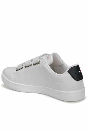 US Polo Assn Sınger 9pr Kadın Günlük Spor Ayakkabı 100418133beyaz 2