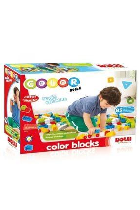 Dolu Renkli Bloklar 85 Parça 0