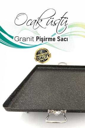 WUXOR Ocak Üstü Granit Pişirme Sacı 0