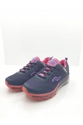 Jump Kadın Mor Air Tabanlı Günlük Spor Ayakkabı 3
