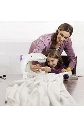 A Plus Life En Siga Mini Ev Dikiş Makinesi Pedallı Sewıng Machine Sm202a En Siga 2
