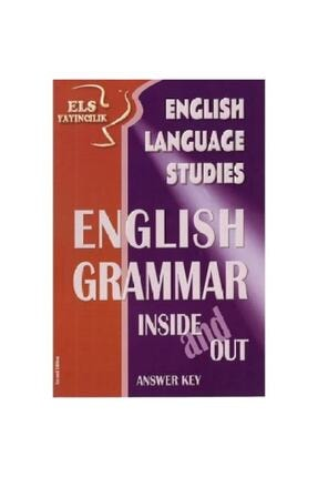 Els Yayıncılık Els English Language Studies English Grammar Inside Aut 0