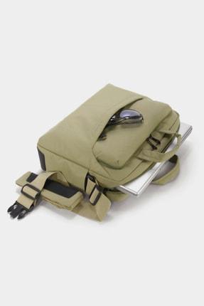 "Tucano BPS-BE Piuma 15.4"" İnce Laptop Çantası Yeşil 0"