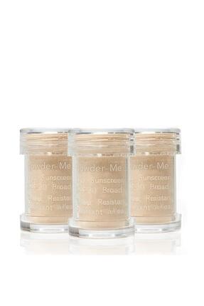 Jane Iredale Powder-me® Spf30 Dry Sunscreen -refill 3-pack -yüz Ve Vücut Pudrası # Nude 3*2,5 Gr. 0