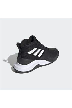 adidas Ownthegame Cblack/ftwwht/cblack 3