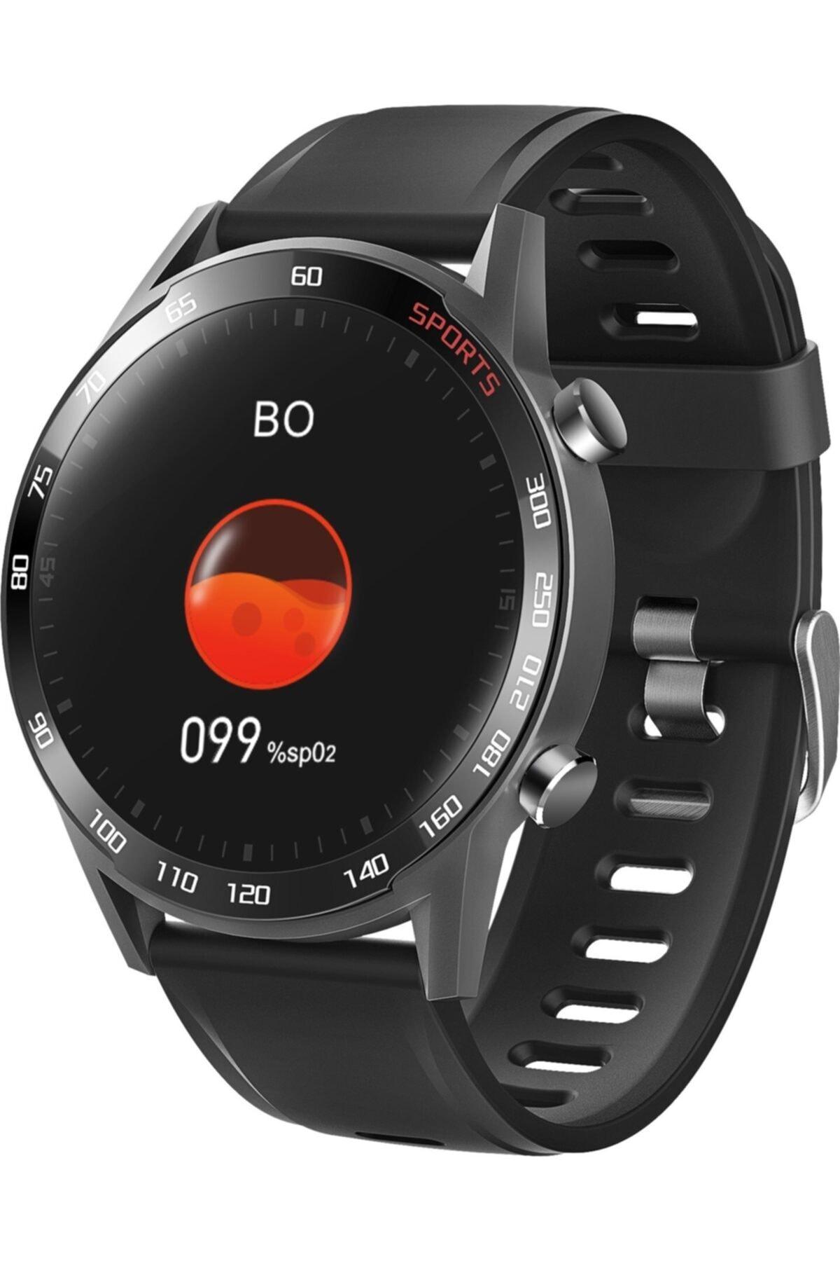 ZCWATCH ZC-V33T Unisex Ultra Akıllı Saat, Ateş Ölçer
