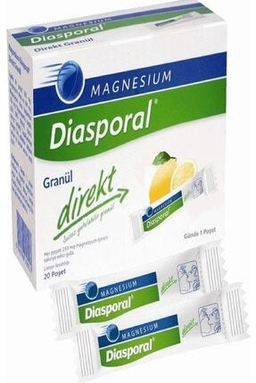 Assos Magnesium Diasporal Granül 20 Direkt Poşet 0