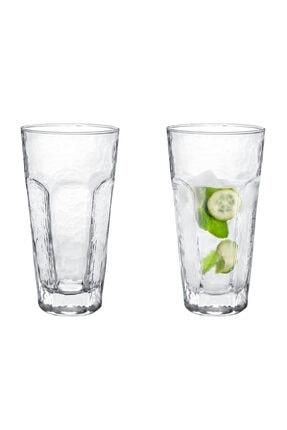 Madame Coco Floressa 4'lü Meşrubat Bardağı Seti 475 ml 1