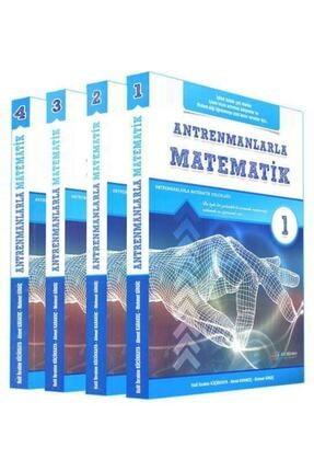 Antrenman Yayıncılık Antrenmanlarla Matematik  1-2-3-4)Kitap Seti 0
