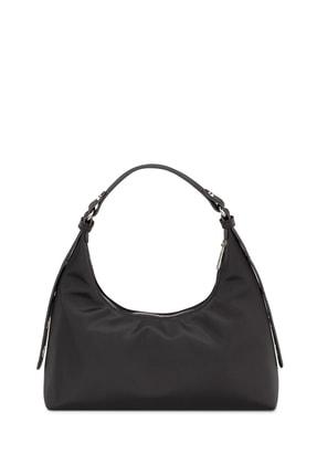 Housebags Kadın Siyah Baguette Çanta 205 2
