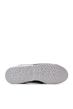 Puma ROMA BASIC Beyaz Lacivert Erkek Sneaker 100126098 4