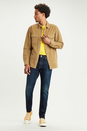 Levi's Erkek Lacivert Slim Taper Jeans 28833-0633 0