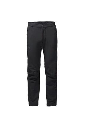 Jack Wolfskin Actıvate Thermıc Black Outdoor Erkek Pantolon 0