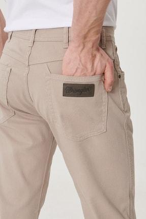 Wrangler Arizona Straight Fit Normal Bel 5 Cep Esnek Pantolon 3