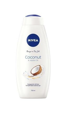 Nivea Coconut 750 ml Duş Jeli 0