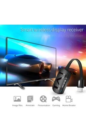 HDMI Görüntü Aktarıcı Yeni Sürüm Mirascreen G4 Kablosuz 1080p Enahsen 3