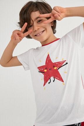 Penti Erkek Çocuk Çok Renkli Boys Stars Ss Pijama Takımı 2li 1