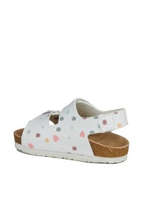 Vicco Last Kız Çocuk Beyaz Sandalet 3