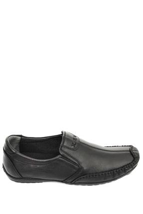 GÖNDERİ(R) Hakiki Deri Siyah Erkek Günlük (Casual) Ayakkabı 01612 1