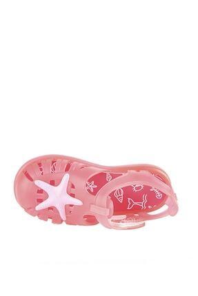 IGOR S10234 TOBBY VELCRO ESTRE Fuşya Kız Çocuk Sandalet 101112264 3