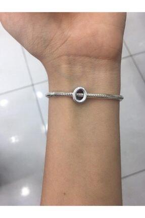 My Story O Harfi Gümüş Charm Pandora Uyumlu 1