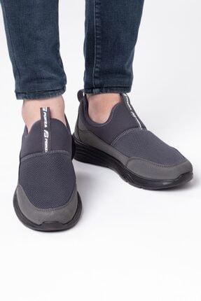 WOVS Erkek Bağcıksız Yürüyüş Sneaker 1