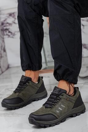 Muggo Men Su Ve Soğuk Geçirmez Outdoor Erkek Ayakkabı 3