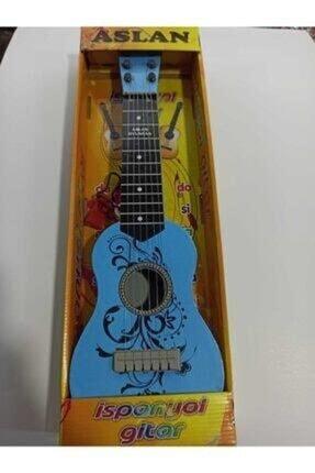BURAKKRTSY Aslan Toys 50 Cm Oyuncak Ispanyol Gitar ( Poşet Ambalajlı) 0