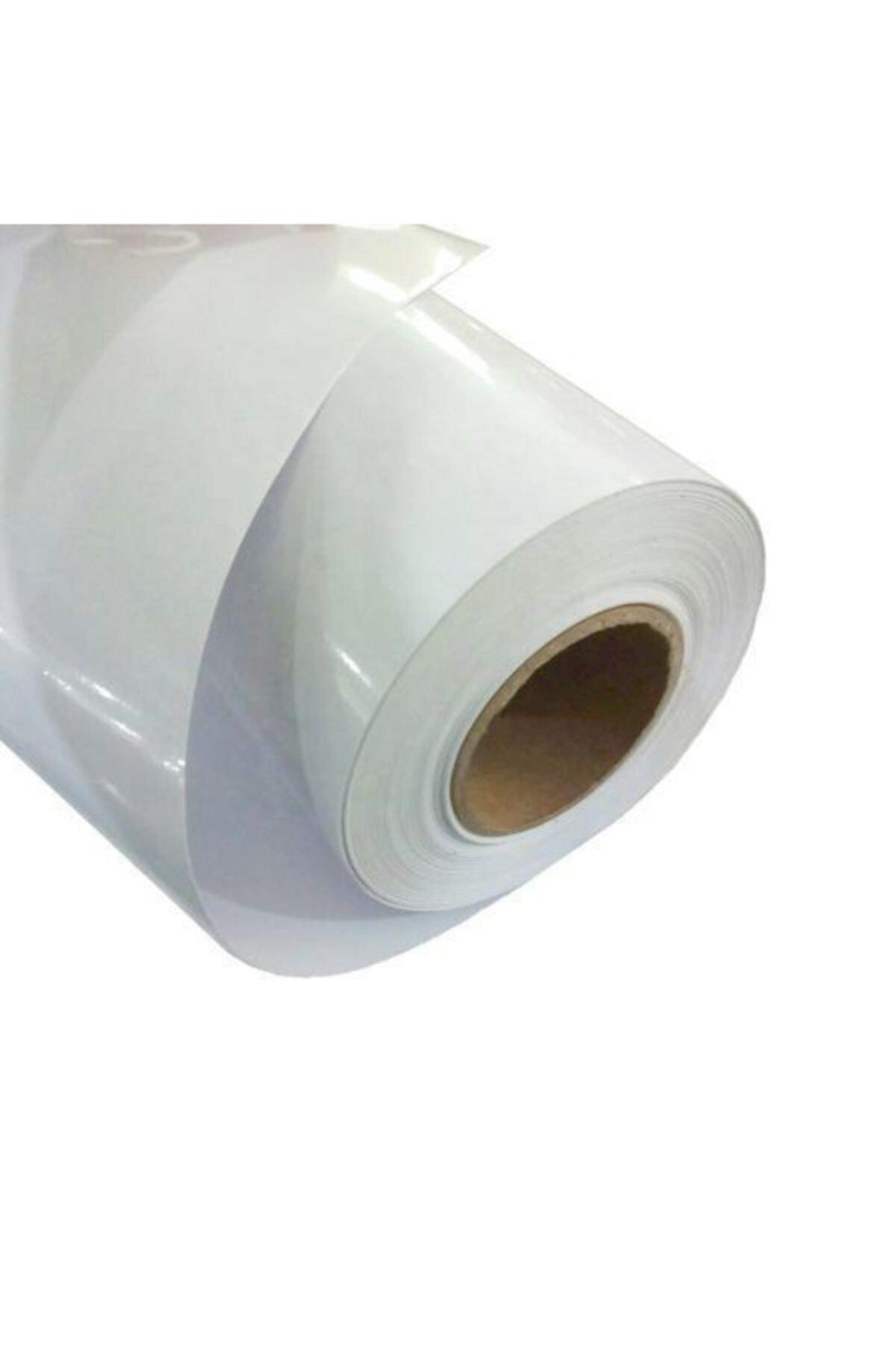 Parlak Beyaz Folyo 60 cm-5 Metre