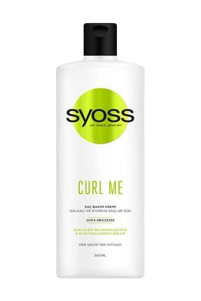 Syoss Curl Me Saç Kremi 500 ml 0