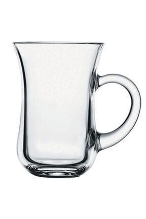 Paşabahçe Keyif Sade Çay Bardağı Kutulu 6 Lı 1