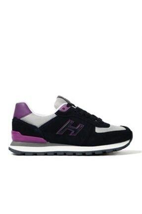 Hammer Jack Kadın Lacivert Spor Ayakkabı 2