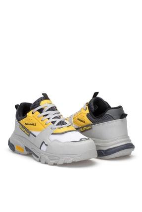 Dark Seer Füme Sarı Unisex Sneaker 1