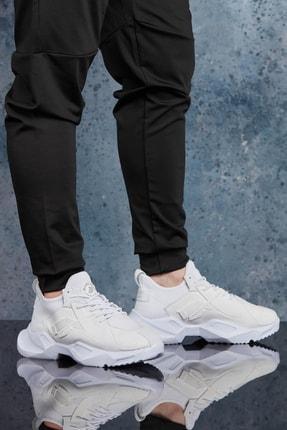 Dark Seer Erkek Beyaz Sneaker 3