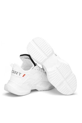 Dark Seer Beyaz Unisex Sneaker 1