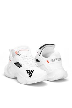 Dark Seer Beyaz Unisex Sneaker 2