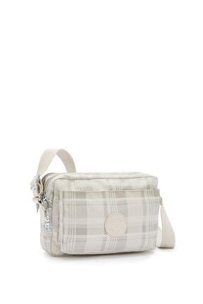 Kipling Kadın Soft Plaid Abanu M Basic Plus Çapraz Askılı Çanta Kı6831 1