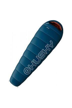 Husky Unisex Mavi Uyku Tulumu Ruby -14c Sağ-sol Fermuar Seçenekli 0