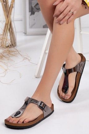 meyra'nın ayakkabıları Kadın Terlik 0