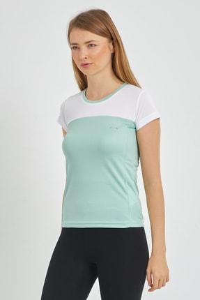 Slazenger Randers I Kadın T-shirt Yeşil St11tk002 1
