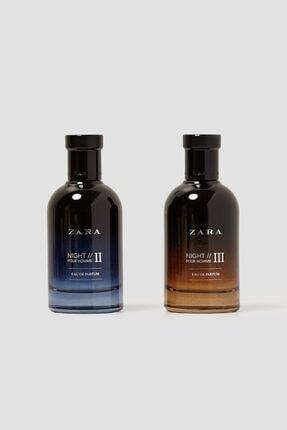 Nıght Pour Homme Iı ve Nıght Pour Homme Iıı Edp 100 ml P127S7672
