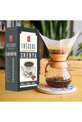TRESCOL Kenya French Press Için Öğütülmüş Kahve 250 Gr 1