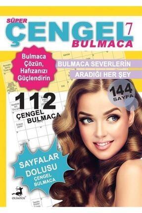 Olimpos Yayınları Süper Çengel Bulmaca 7 0