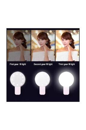 AldımGeldi Selfie Işığı Light Ring 36lı Led Flaş Işık Taşınabilir 360derece 0