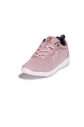 HUMMEL Unisex Pembe Hmloslo Sneaker Spor Ayakkabı 4