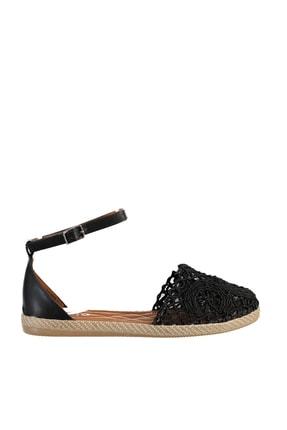 Soho Exclusive Siyah Kadın Sandalet 15046 3