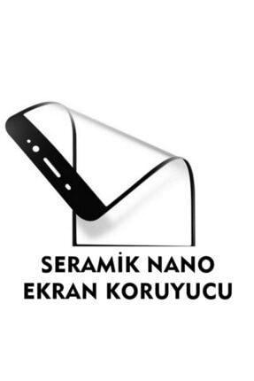 EPRO Samsung Note 10 Lite Uyumlu Siyah Seramik Nano Ekran Koruyucu Tam Kaplayan Kırılmaz Esnek Cam 1